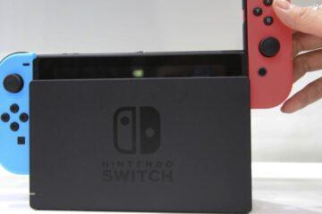 Nintendo Switch no tendrá navegador Web, al menos de salida