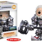 overwatch pop! reinhardt