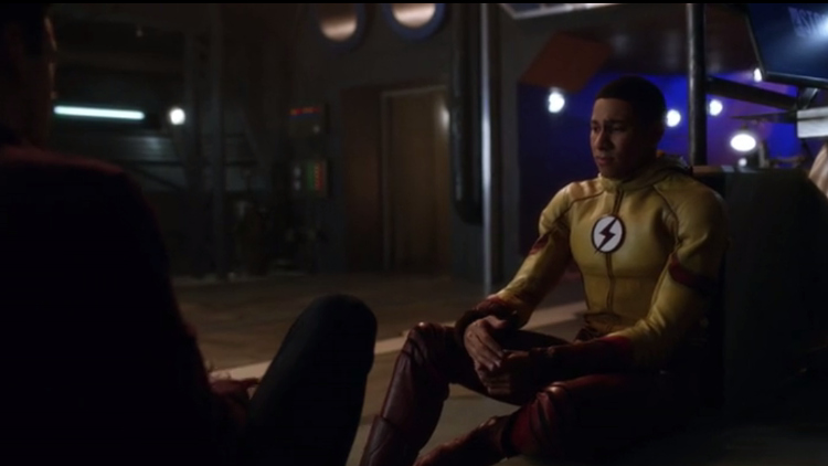 the flash 12x3 kid flash