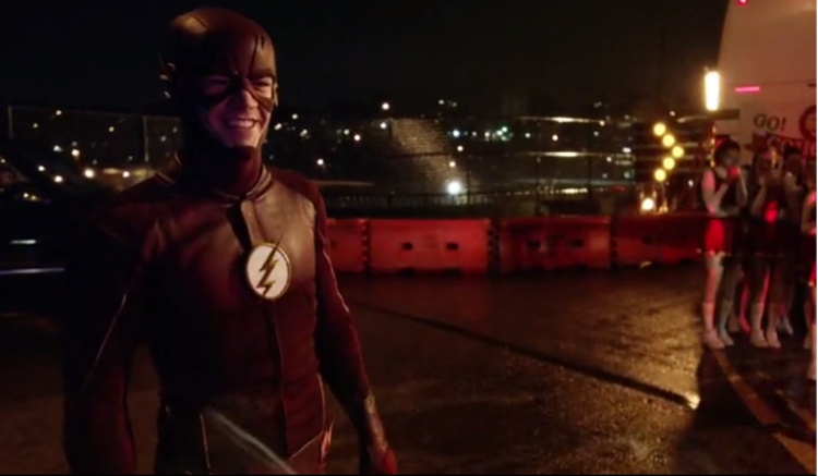 the flash 3x11 critica