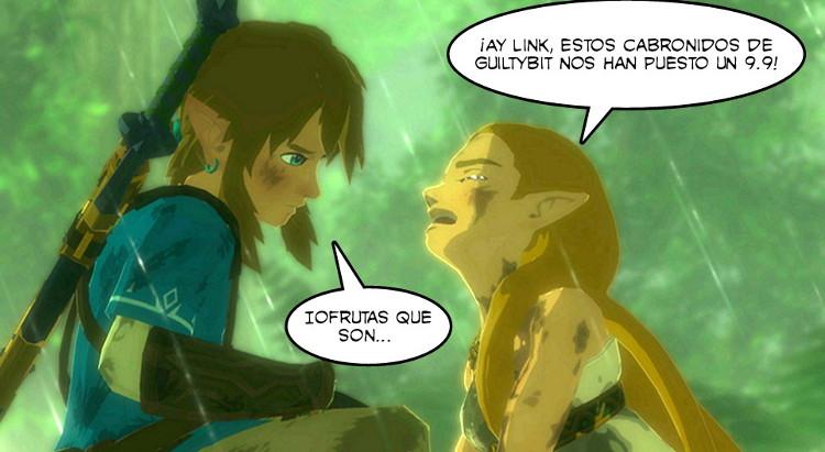 El primer análisis de The Legend of Zelda: Breath of the Wild es un 10