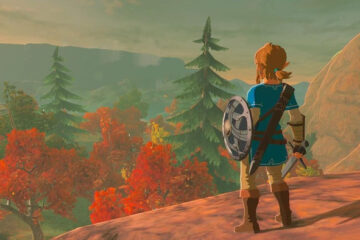 The Legend of Zelda: Breath of the Wild, tenemos más gameplay en Nintendo Switch