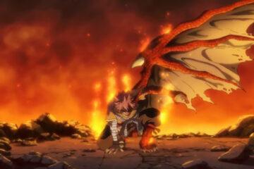 Fairy Tail Dragon Cry teaser trailer