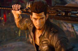 Gameplays de Final Fantasy XV: Episode Gladiolus dándole duro al modo historia