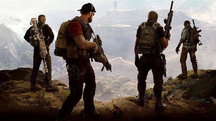 Ghost Recon Wildlands subir de nivel
