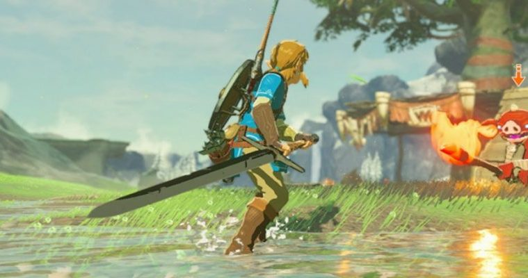 Legend of Zelda Breath of the Wild guía combate