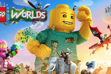 Metal Gear Solid en LEGO Worlds