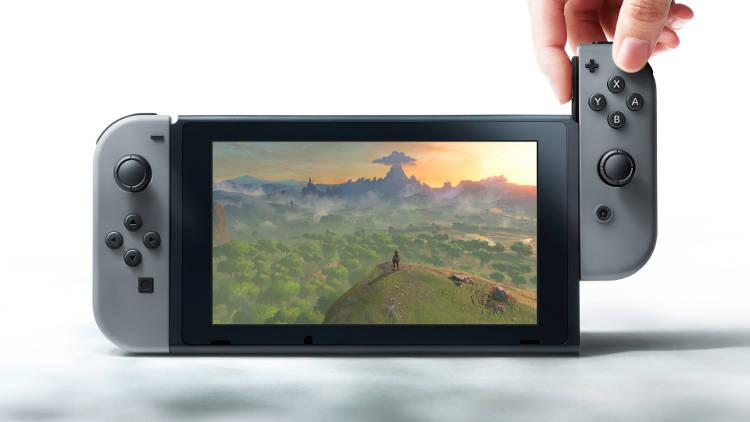 Nintendo Switch no poner pegatinas