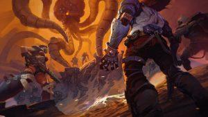 Raiders of the Broken Planet impresiones