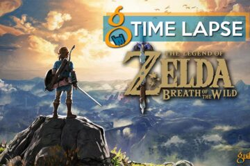 The Legend of Zelda Breath of the Wild y el paso del tiempo en este timelapse