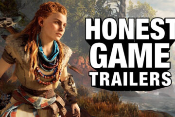 Tráiler honesto de Horizon Zero Dawn