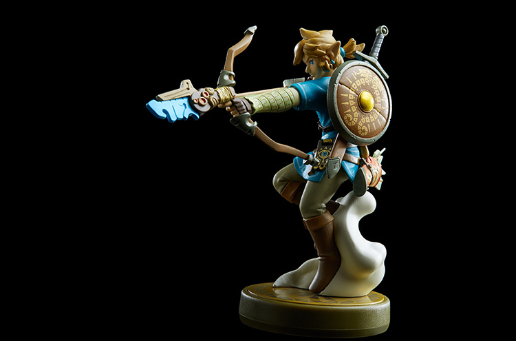 Zelda Breath of the Wild truco usar amiibo