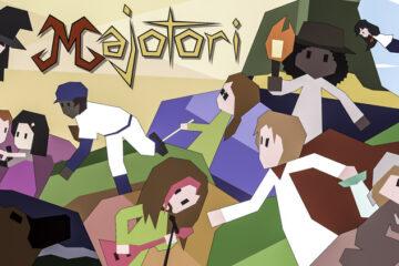 Majotori ya tiene fecha de lanzamiento en Steam y muestra nuevo trailer