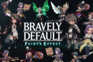 bravely default fairy's effect jobs