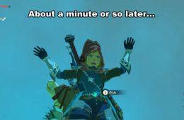 bugs de The Legend of Zelda: Breath of the Wild