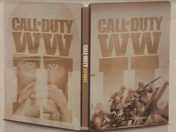 Call of Duty en la Segunda Guerra Mundial