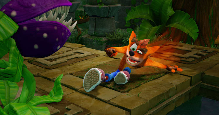 crash bandicoot remasterización