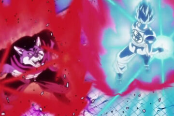 dragon ball super 81 bergamo kaioken