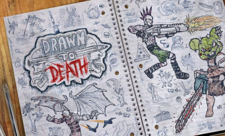 drawn to death gratis ps plus