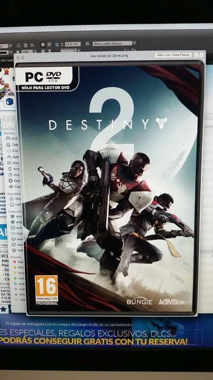 ediciones especiales de Destiny 2