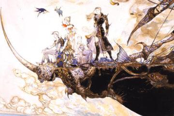 final fantasy 30 aniversario video