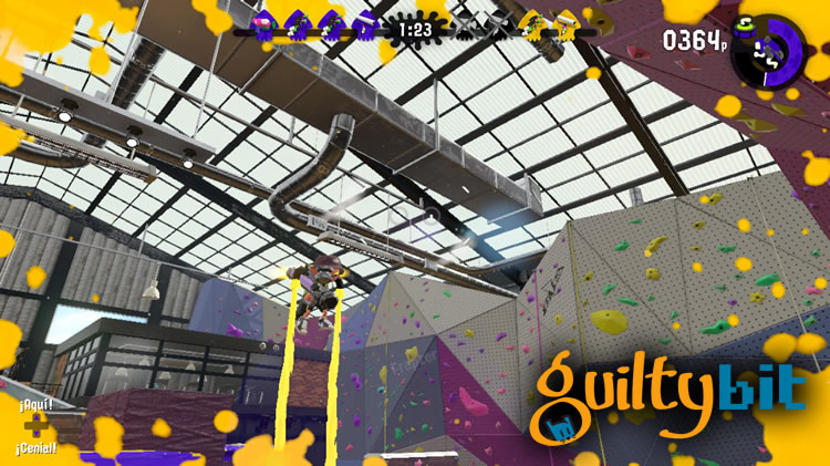 impresiones de splatoon 2 global testfire 2