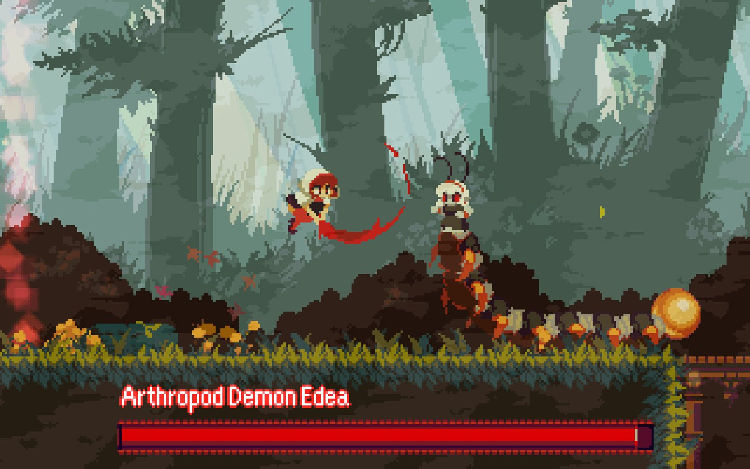 Momodora: Reverie under the Moonlight - Primeros minutos en PlayStation 4