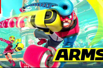 nintendo switch arms personajes armas