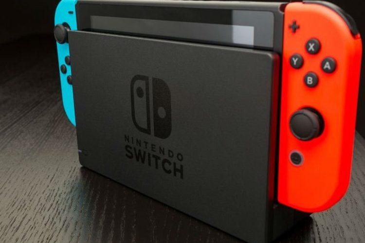 nintendo switch ventas produccion