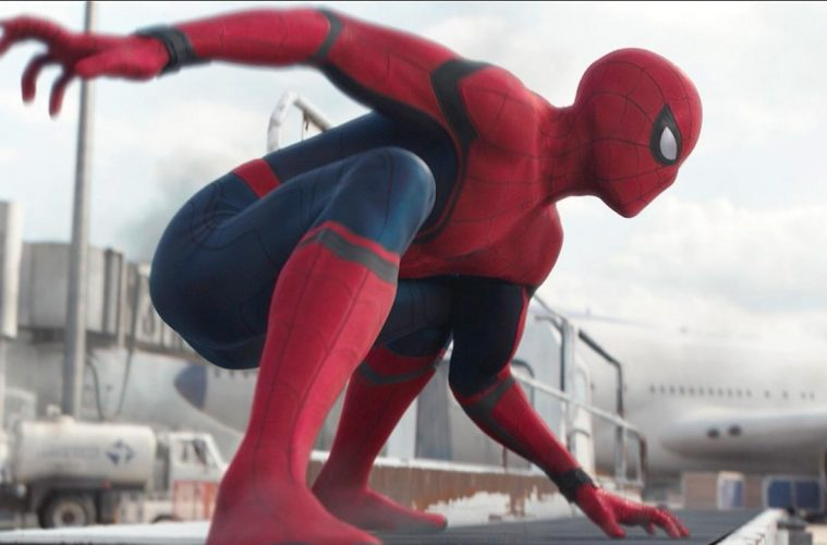 nuevos pósters de Spider-Man: Homecoming