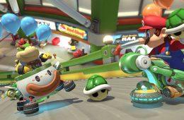 Estos nuevos vídeos de Mario Kart 8 Deluxe nos muestran el modo multijugador