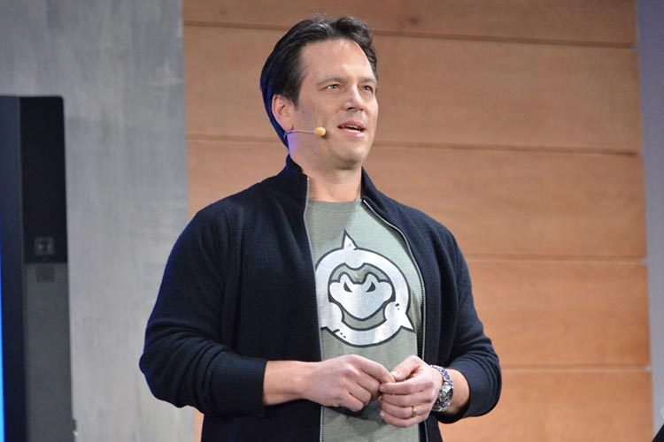 Phil Spencer, enamorado de la Switch