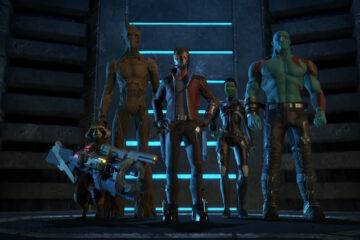 primer tráiler de Guardians of the Galaxy: The Telltale Series