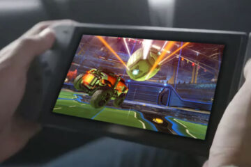 rocket league en Nintendo Switch