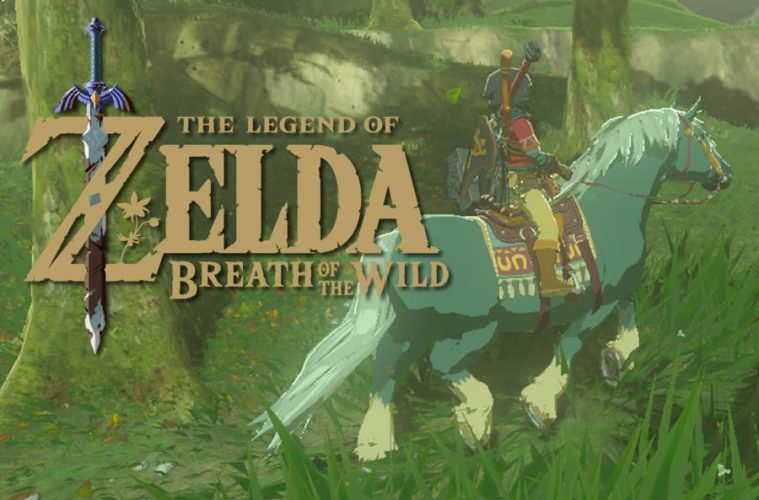 the legend of zelda breath of the wild analisis