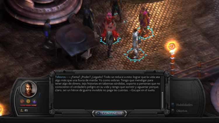 torment tides of numenera analisis ps4