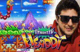 BitBack: El gran Dynamite Headdy de SEGA Mega Drive