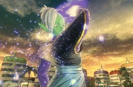 Gameplay del malévolo Zamasu en Dragon Ball Xenoverse 2