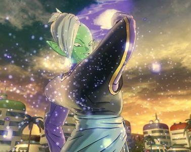 Gameplay del malévolo Zamasu en Dragon Ball Xenoverse 2