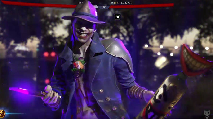 Joker en Injustice 2 1