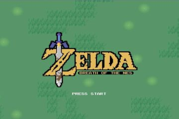 The Legend of Zelda Breath of the Wild en 2D 1