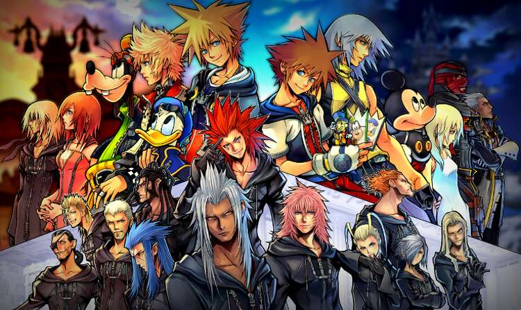 analisis de kingdom hearts 1.5+2.5