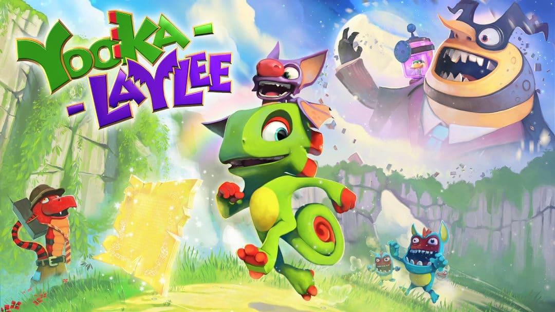 Análisis de Yooka-Laylee para PlayStation 4