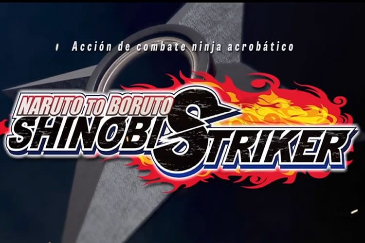 anuncio de naruto to boruto shinobi striker