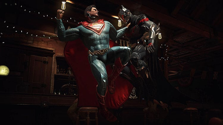 ataques especiales de Injustice 2
