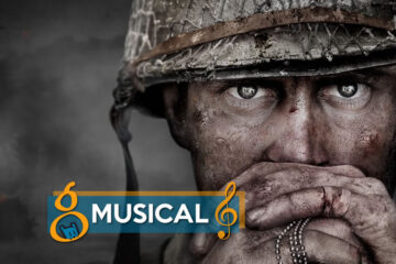 call of duty ww2 el musical