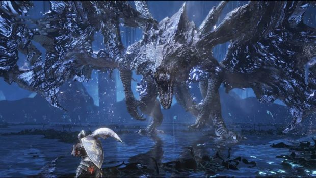 como matar a midir en dark souls 3 the ringed city