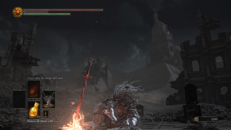 análisis de dark souls iii the ringed city