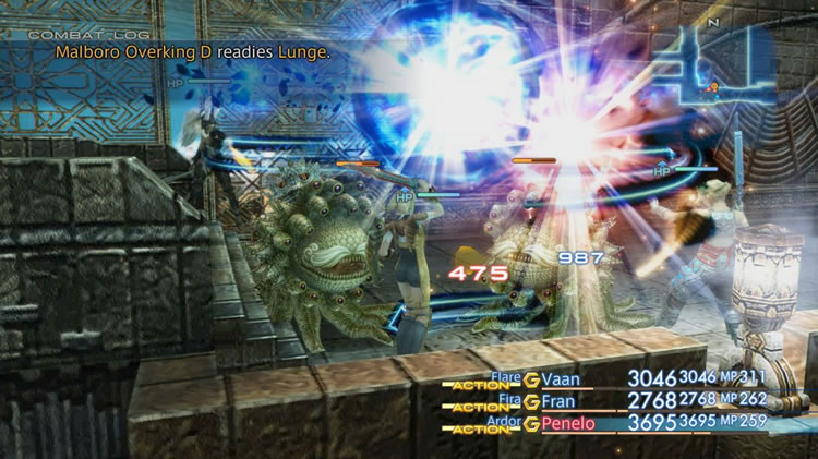 dos trabajos en final fantasy xii the zodiac age
