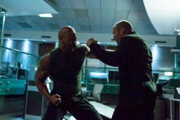 Spinoff de Fast & Furious con The Rock y Jason Statham